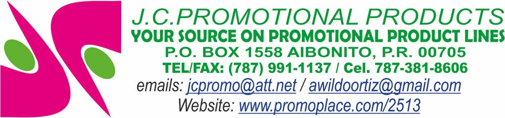 J.C. PROMOTIONAL PRODUCTS